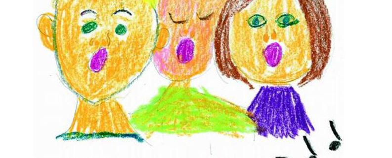 Kreatives Singen mit Kindern